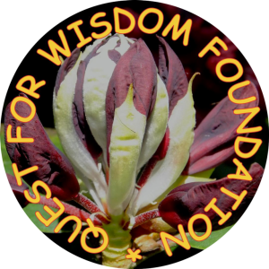 quest for wisdom logo